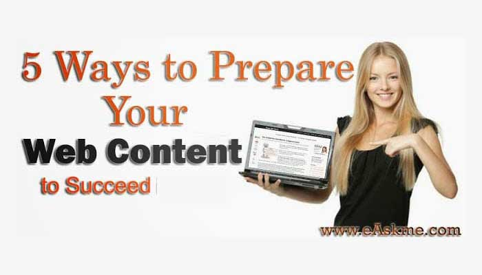 5 Ways to Prepare Your Web Content to Succeed in 2019: eAskme