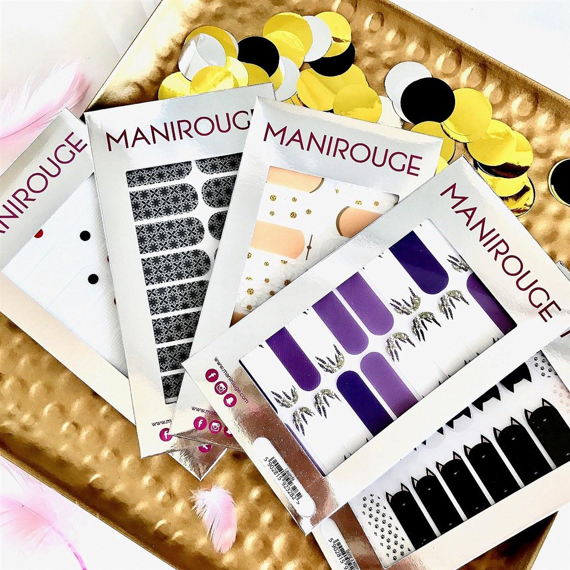 zdjęcie nowych wzorów Manirouge