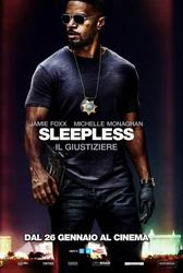 Download Film SLEEPLESS Subtitle Indonesia