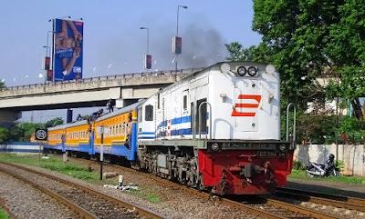Harga Tiket Kereta Api Ekonomi Terbaru Bulan Ini 2017 Update