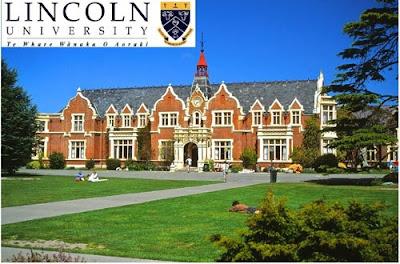 منحة بقيمة 5000 دولار لدراسة البكالوريوس في جامعة لينكولن بنيوزيلاندا