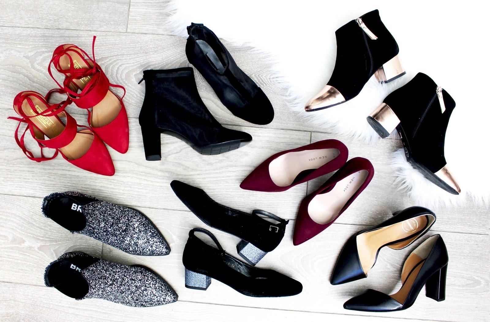 6b3992ac2909f9 Pas de tenues de fête sans chaussures d'exception ! Pour cette semaine  spéciale look de réveillon, je vous présente mes paires préférées, celles  que je suis ...