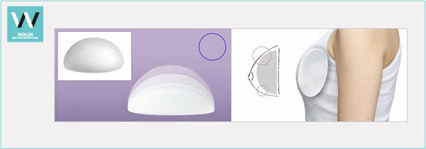 round breast implant, round breast implants