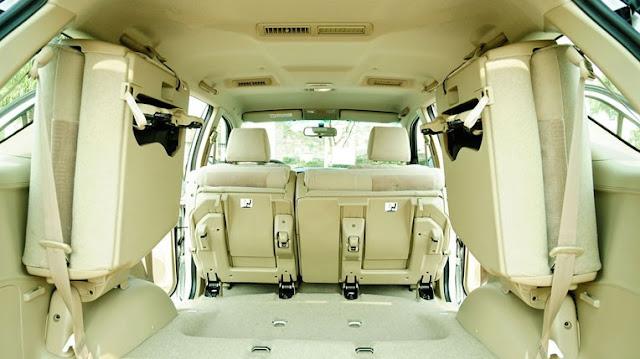 fortuner gap ghe - So sánh Toyota Innova và Fortuner: Lựa chọn nào cho xe 7 chỗ ? - Muaxegiatot.vn