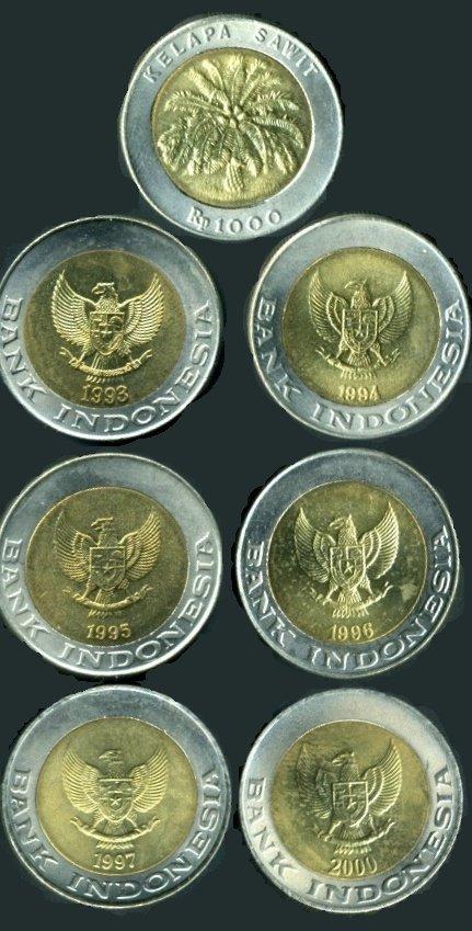 Info Bolu Harga Jual Uang Logam Indonesia Dari Rp Rp