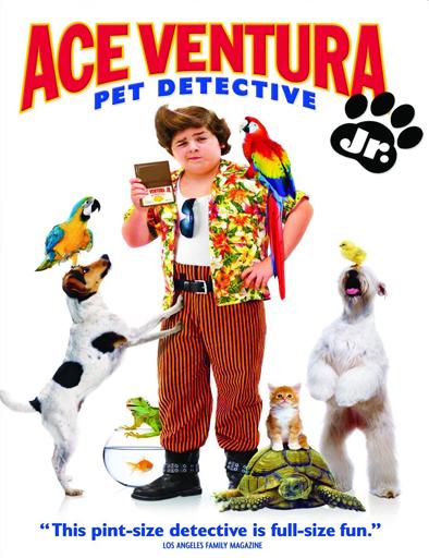 Ver Ace Ventura Jr.: Detective de Mascotas (2009) Online