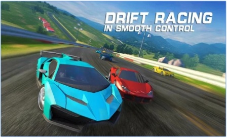 Game Racing Android Offline Ringan