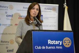Vidal pidió modificar la Ley de Financiamiento de los Partidos