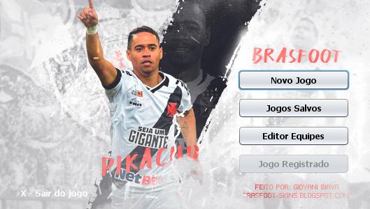 Skin Brasfoot 2019 - Yago Pikachu - Vasco
