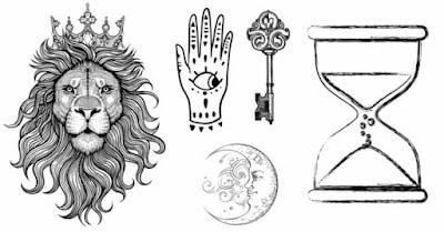 Επιλέξτε ένα Αλχημικό Σύμβολο και Μάθετε τις Κρυφές Επιθυμίες