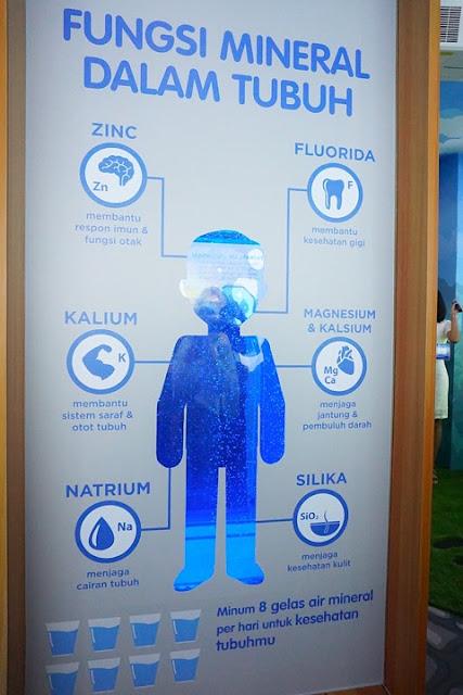 manfaat air bagi tubuh manusia