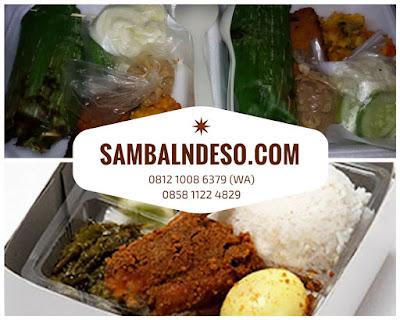 harga Nasi box enak murah di Bintaro