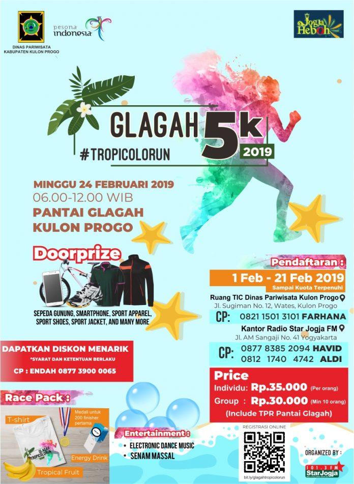 Glagah Tropicolorun • 2019