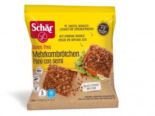 Petits pains aux graines sans gluten Schär