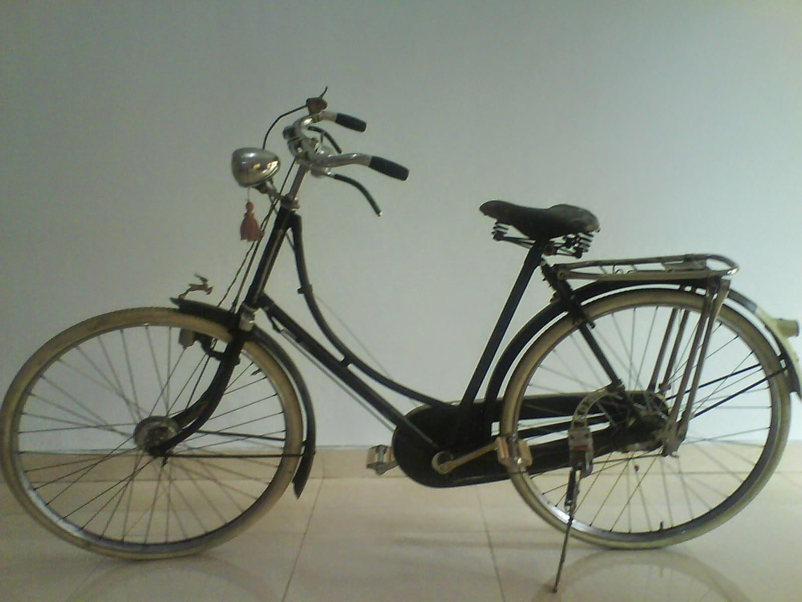 Rudy's Blog: Sekilas Tentang Sepeda Onthel Gazelle