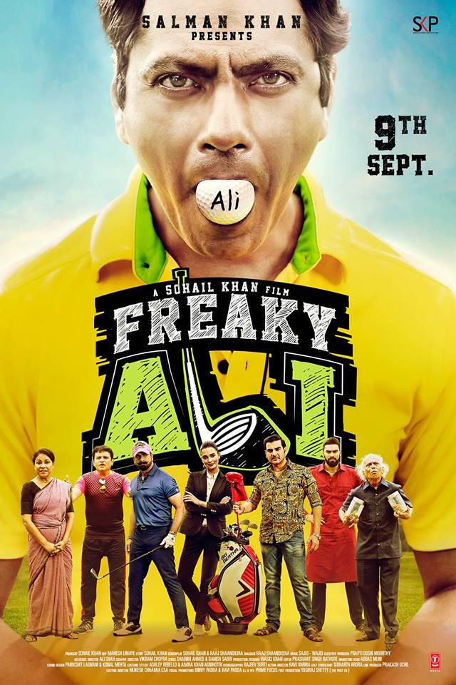 Amy jackson, Nawazuddin Siddiqui New Upcoming movie Freaky Ali wiki, Poster, Photos, release date, News, Videos List
