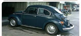 Fs: VW Kodok 1303 thn 1974, STNK BPKB komplit &pajak jalan