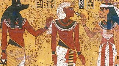 المصريين يتحدثون الهيروغليفية