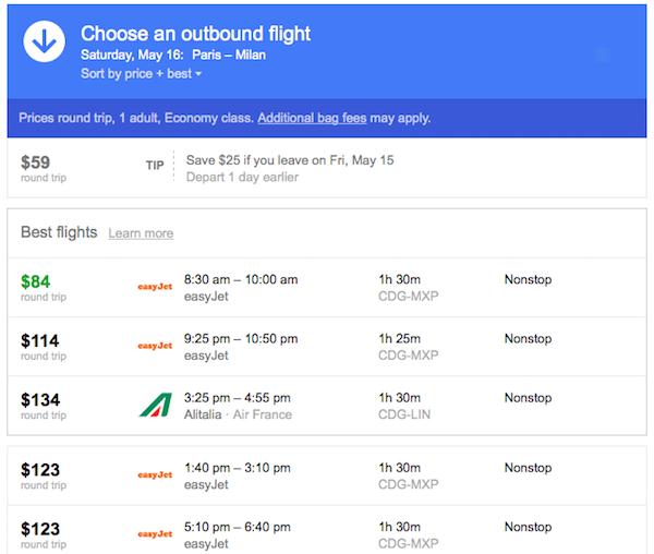 Google Flights Best Travel Site