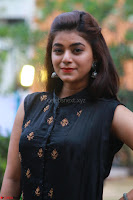 Actress Yamini Bhaskar in a Tight Black Sleeveless Dress ~  Exclusive 01.JPG