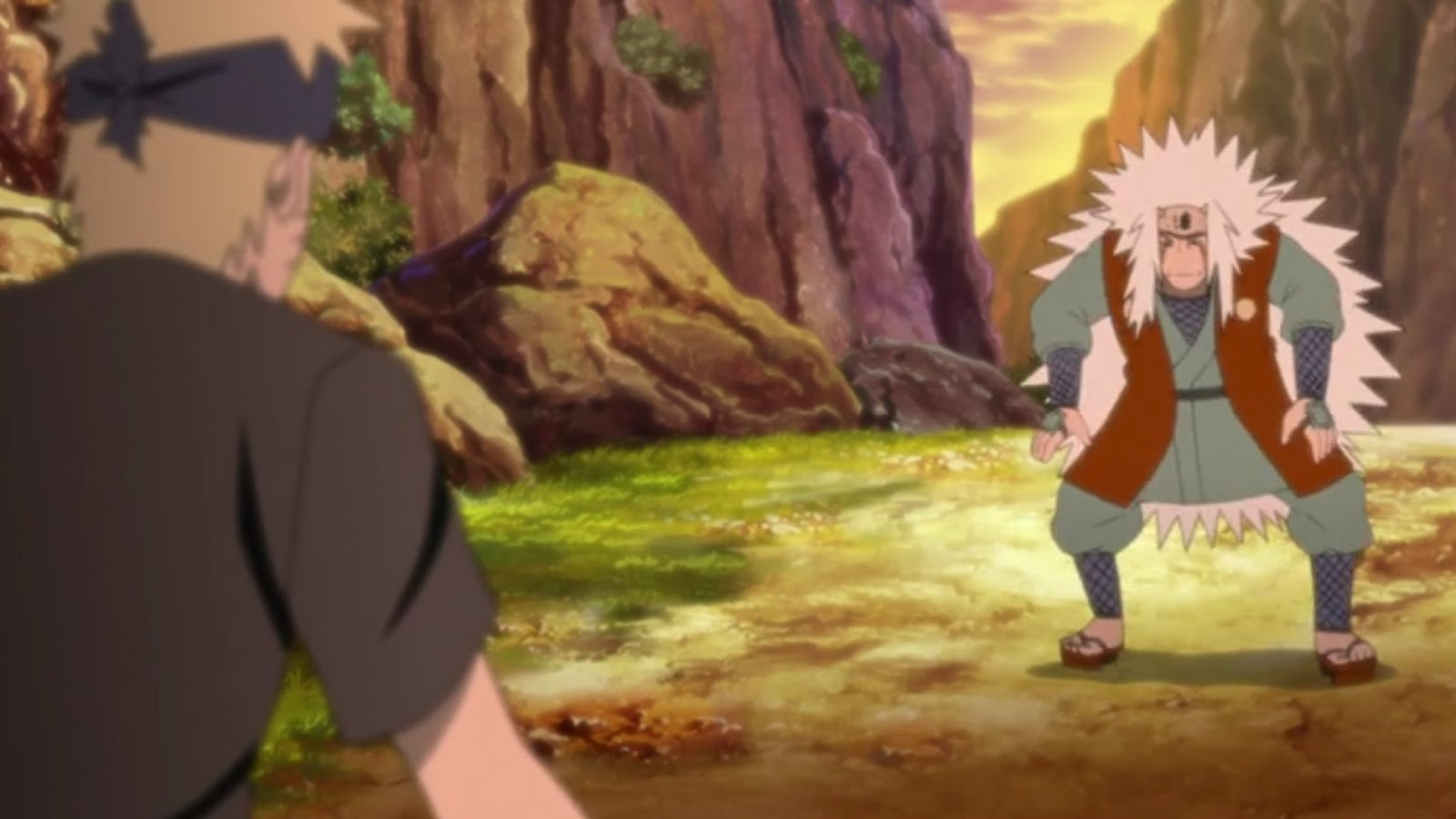 Naruto Shippuden: Episódio 395 – (Filler) Os Exames Chunin, Começam!