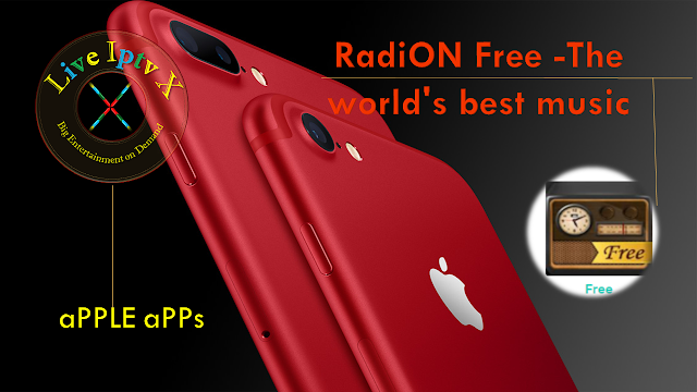 RadiON Free App (Updated)