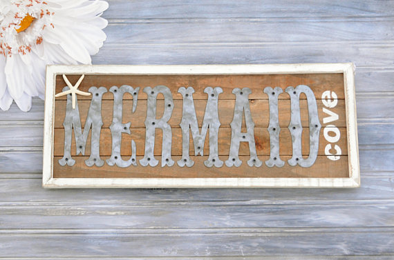 The Right On Mom Vegan Mom Blog Little Mermaid Baby Room