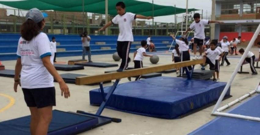MEF transfiere más de S/. 28 millones a regiones para contratar docentes de educación física (D. S. Nº 159-2018-EF)