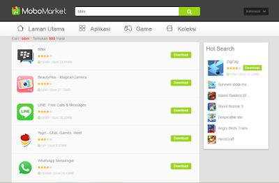 5+ Situs Download APK Android Terbaik dan Terpopuler 3