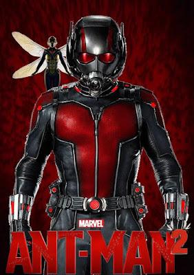 Kemunculan Superhero Tawon di Film Ant-Man 2