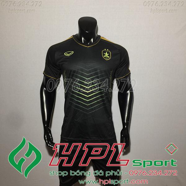 Áo bóng đá đội tuyển Việt Nam fifa đen 2019