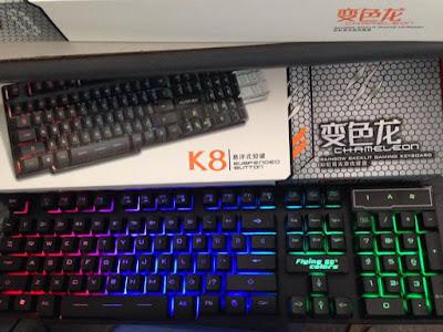 Bàn phím Flying Colors K8
