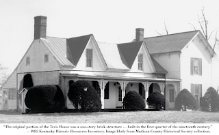 Image: Tevis House, c1985.