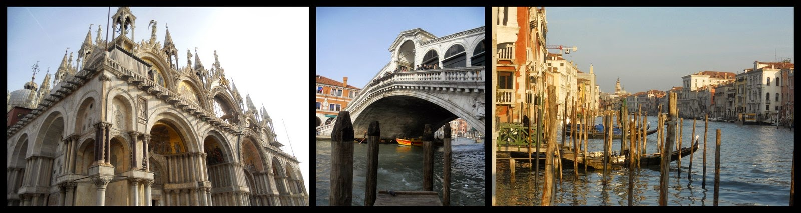 Travel Highlights - Venice