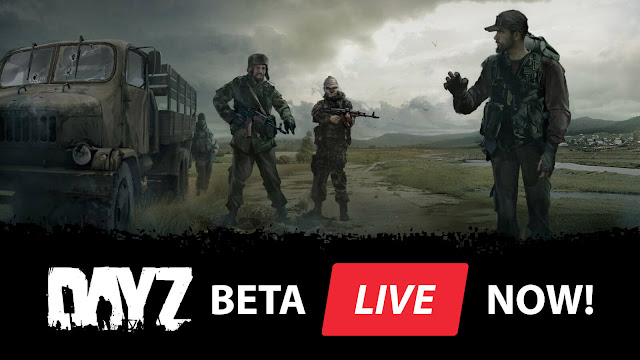 dayz beta live steam
