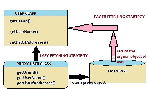 Eager Fetch Types in Hibernate