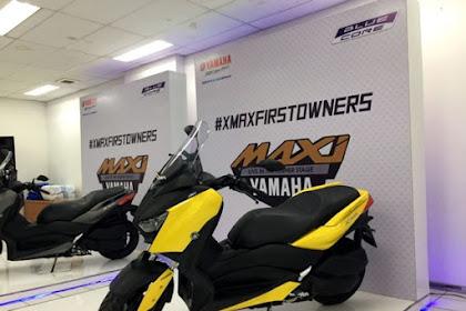 Inilah Harga Yamaha XMAX 250