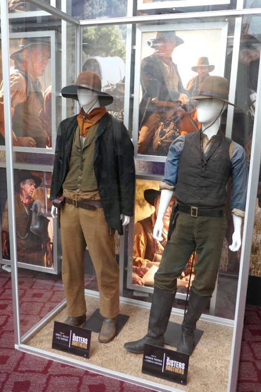 Sisters Brothers film costumes