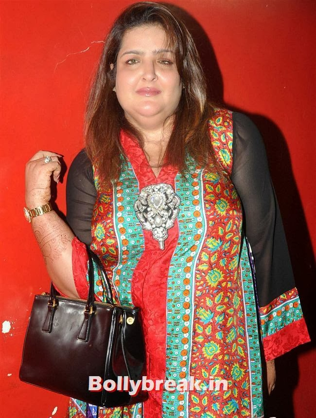 Sunaina Roshan, Krrish 3 Special Screening