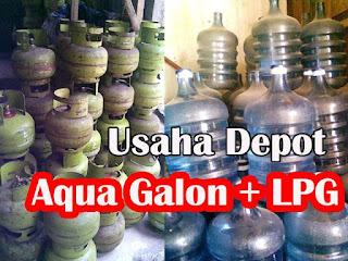 Depot Aqua Galon