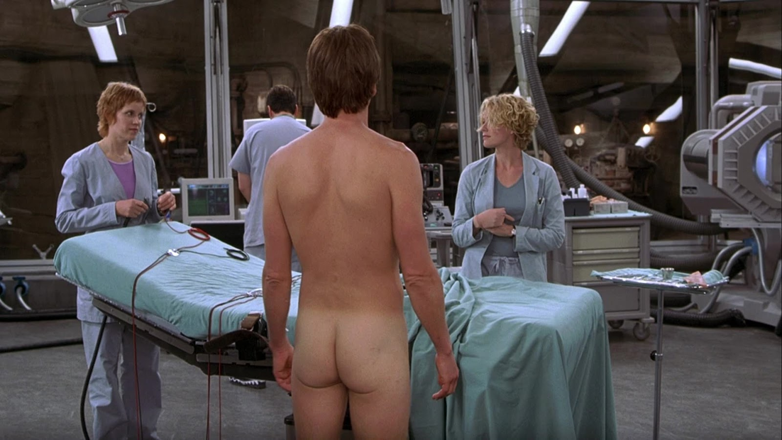 Naked Rhona Mitra In Hollow Man Ancensored