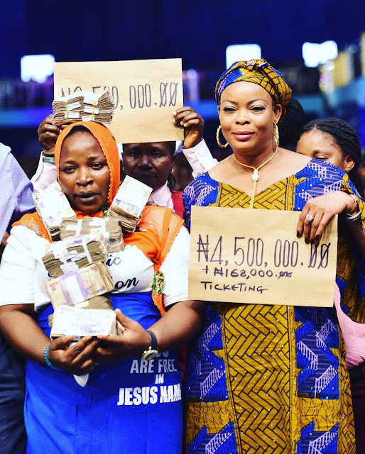Prostitutes saved from death by popular clergy, Prophet Jeremiah Omoto Fufeyin