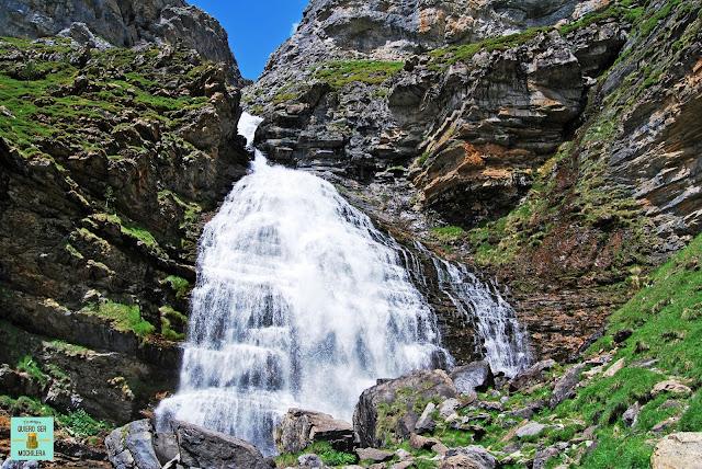 Cascada Cola de Caballo, Parque Nacional de Ordesa