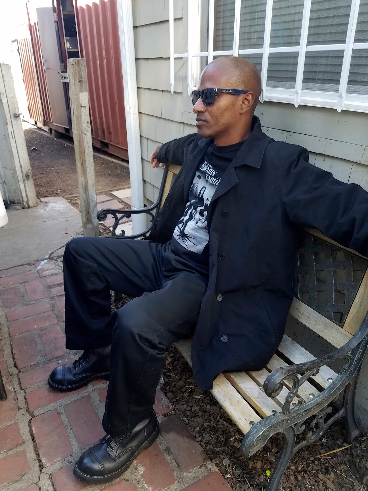 Active On The Creative Writing & Spoken Word Tips Since The Early 1990s  Author Of 3 Books [ Boneyard, Unwritten Law