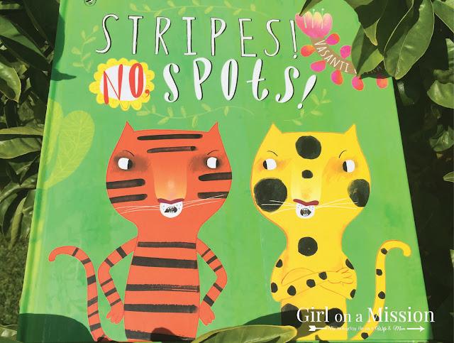 STRIPES!, NO, SPOTS BY VASANTI UNKA