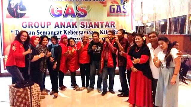Temua Kangen / Marsombu Sihol KB-GAS 2017 Berlangsung Sukses