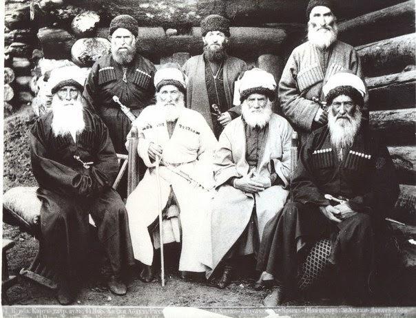 карачай, карачаевцы-аксакалы, старшины Карачая, князья Карачая