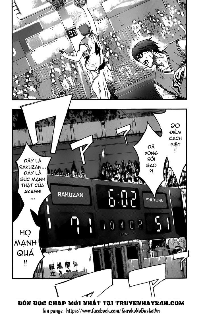 Kuroko No Basket chap 179 trang 13