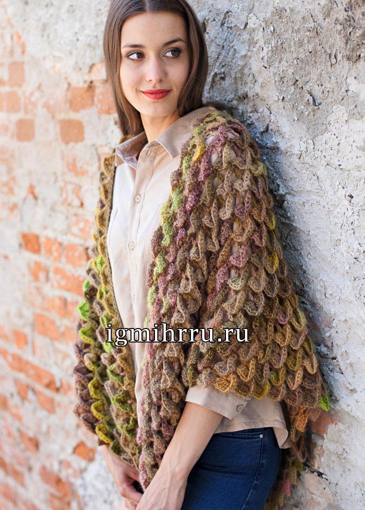 crochet crocodile stitch instructions