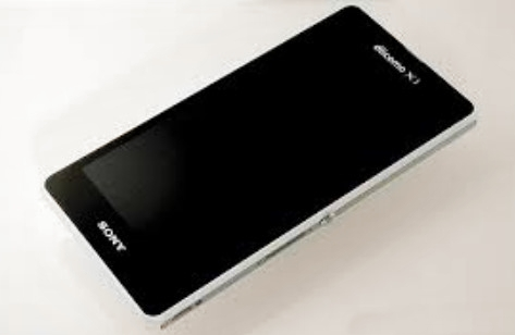 Sony Xperia ZR Docomo